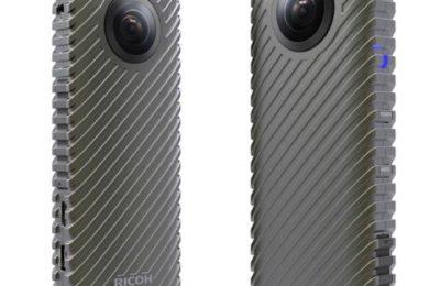 360° videokuvaa streamaava kamera