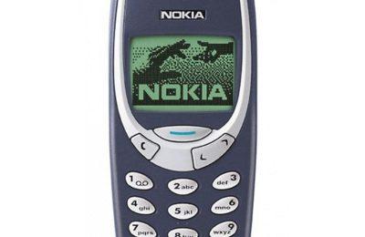Nokian 3310 tekee paluun
