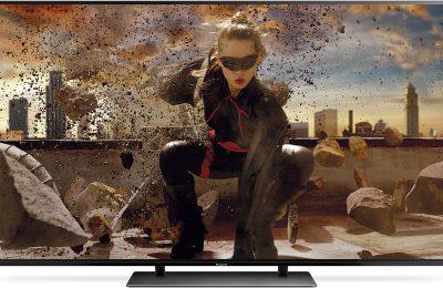Uusi 4K OLED-TV Panasonicilta