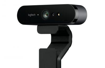 Logitech julkaisi 4K-tarkkuuksisen verkkokameran
