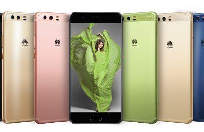 Huawein uudet puhelimet tukevat korkearesoluutioista ääntä
