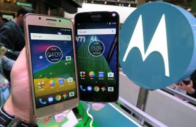 Pikakokeilussa uudet Moto G5 -älypuhelimet