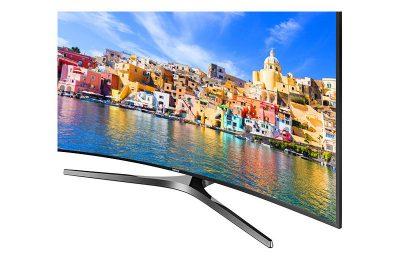 Samsung luottaa edelleen kaarevaan televisioon