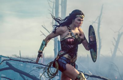 Wonder Woman on yhden naisen show