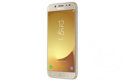 Samsung J5:stä uusi versio