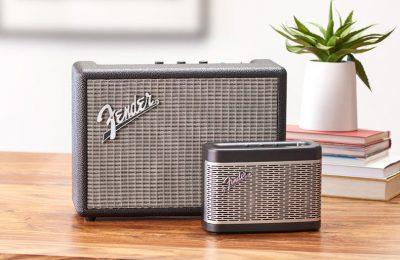 Fenderiltäkin Bluetooth-kaiuttimet